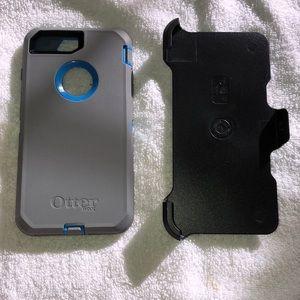 huge discount 23262 60095 Otterbox defender iPhone plus 7/8 marathoner NWT